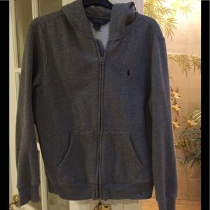 Boys' Polo Ralph Lauren Full Zip Hoodie